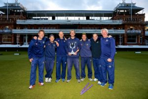 Gloucestershire v Surrey Royal London One Day Cup Lords 19/9/15 pic by Martin Bennett
